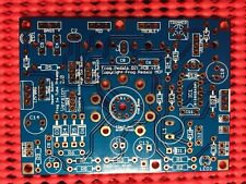 Frog Tube Preamp DIY PCB inspired by iconic Alembic F2b preamp from the 1970's