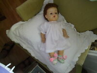 "NO DOLL 18"" TINY TEARS BETSY WETSY EFFANBEE BEAUTIFULLY  MADE DOLL CLOTHES"