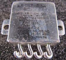 MS27401-23 / E210-1355 Deutsch Relays Inc.  Military/Aerospace Relay 28VDC
