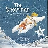 James Nesbitt narrates The Snowman (25th Anniversary Edition CD)