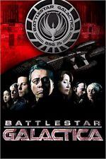 Battlestar Galactica Poster Length: 450 mm Height: 800 mm SKU: 12340