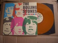 THE ROLLING STONES - KEY TO THE HIGHWAY - ORANGE VINYL LP - COPY NUMBER 233  NEW