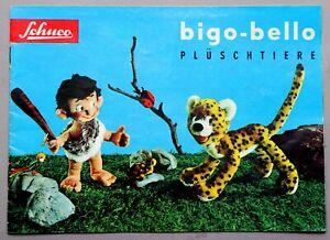 Schuco bigo - Bello Plüschtüre Katalog / Neuheiten 50er / 60er Jahre #1-567