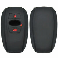 Silicone Skin Cover fit for SUBARU Impreza Legacy Outback XV Remote Smart Key DB