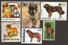 Leonberger * Int'l Dog Postage Stamp Art Collection * Unique Gift Idea *