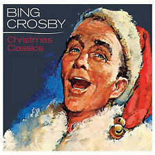Bing Crosby Christmas Classics LP Vinyl Capitol Records 2017