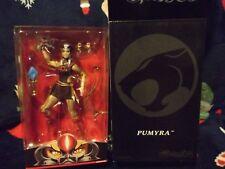 ThunderCats Classics PUMYRA action figure CLUB THIRD EARTH MATTYCOLLECTOR MATTEL