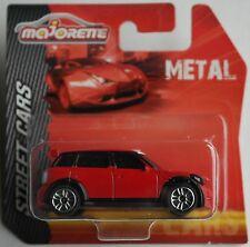 Majorette - Mini Cooper WRC rot Neu/OVP