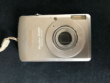 Canon PowerShot Digital ELPH SD630 - Silver 6.0MP Tested Good Cond Free Ship