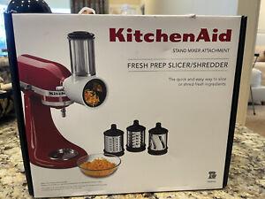 KitchenAid KSMVSA Fresh Prep Shredder Attachment - White