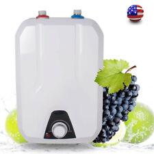 Popular Electric Tank Hot Water Heater Kitchen Bathroom Home 1500W 8L Home Use