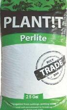 Perlite 2.5 Gallon - Fine