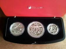 "Schlange 3 Coin Set 2013 Lunar 2 """"max.1000 Stück""""  Proof"