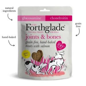 Forthglade Joints & Bones With Salmon Natural Dog Treats Soft Bites 150g