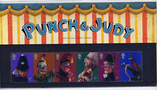 GB 2001 PUNCH & JUDY SHOW PUPPETS PRESENTATION PACK No.326