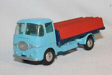 1960's Corgi #457 E.R.F. Flatbed Truck with #1486 Brick Load, Nice Original