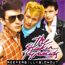 SHAKIN' PYRAMIDS Reeferbilly Blowout NEW CD 1980s Rockabilly Rock 'n' Roll