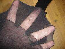 Lot de 4 Collants noir mousse taille 46-50= L  15 D mec 170-180 cm gay inte