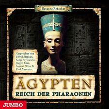 Rebscher, Susanne - Ägypten. Reich der Pharaonen - CD