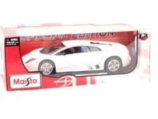 Maisto Lamborghini Murcielago LP 640 White 1/18 Diecast