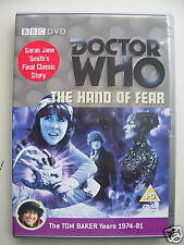 Doctor Who - The Hand Of Fear (DVD, 2006) - Tom Baker