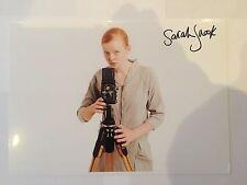 Sarah Snook AUTOGRAPHED picture photo