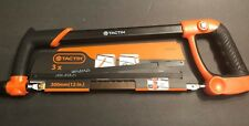 New TacTix Steel Saw, Branch Saw & Pipe Saw adjustable angle
