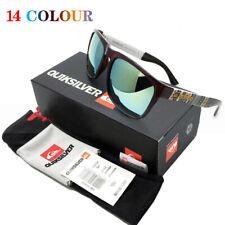 Quiksilver солнцезащитные очки спорта на открытом воздухе серфинг рыбалка винтаж оттенков бренд коробка