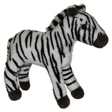 National Geographic Zebra [18cm] Soft Plush Stuffed Animal Toy NEW