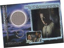 Supernatural Connections: PW10 Fredric Lane - Yellow Demon Shirt Pieceworks Card