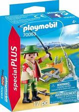 PLAYMOBIL 70063 Special Plus Angler  NEUHEIT 2019 OVP ,