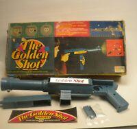Golden Shot Palitoy Vintage Electronic Gun Game Retro Toy READ DESC inc UK P+P