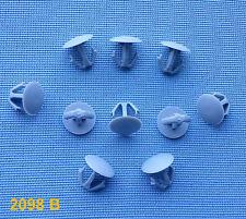 (2098 B) 10x Verkleidung Clips Befestigung Klips Halter Universal motorhaube cli