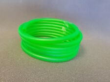 590 Autosports - Kart Fuel Line Hose, 3m  Transparent Green Super Soft.