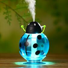 Beatles Home Aroma LED USB Humidifier Office Air Diffuser Purifier Car Atomizer