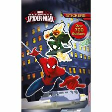 10 Enfants Fête D/'Anniversaire Remplissage Ajusteur Loot Sacs Cadeau Spider-Man