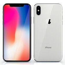 Apple iPhone X 64Go Débloqué - Blanc Argent