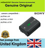 Sony NP-FZ100 Rechargeable Li-Ion Battery 2280mAh for a9 a7R III a7 III Cameras