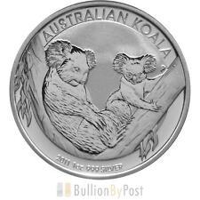 1 x 1oz Silver Koala 2011