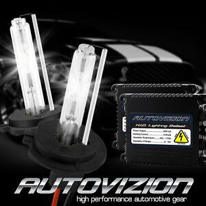 AUTOVIZION Xenon 55W SLIM HID Kit Conversion H4 H7 H10 H11 H13 9004 9006 9007