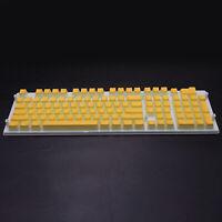 Pudding Keycaps Set Gaming Key Caps DIY for Cherry MX Mechanical Keyboard