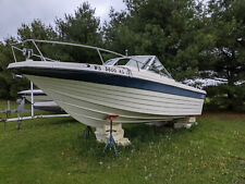 1977 IMP 23' Cuddy Cabin Classic Deep V No Trailer for Project or Parts