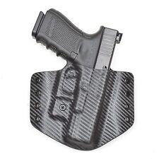 Badger State Holsters- Glock 19/23/32 OWB Cabon Fiber Custom Kydex Holster