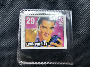 Vintage Elvis Presley Stamp Postage 29 Cents USA Ephemera King Rock Roll