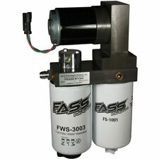 Fass Fuel Titanium Series Replacement Pumps with Powerful Motor System Universal