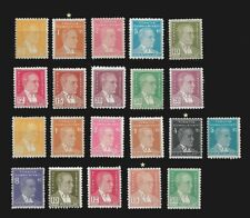 KG12a - TURKEY 1953-1955 8th. & 9th . ATA stamps selection  MNH**