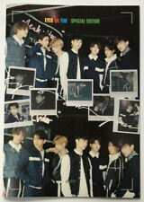 GOT7 KPOP[ EYES ON YOU ] Mini Album Official Black Look Book+3 Cut Photo Sticker