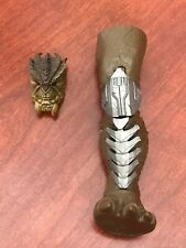 Marvel Legends BAF ~ Cull Obsidian Head and Left Leg BAF Part/Piece ~ Hasbro