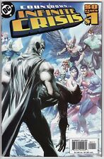 COUNTDOWN TO INFINITE CRISIS #1 DC Comics Alex Ross 1ST PRINT/2ND PRINT VARIANT!