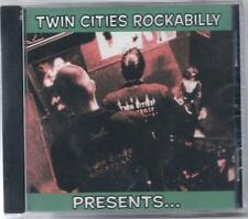 Twin Cities Rockabilly Presents... Hard-To-Find CD! SEALED! 16 red hot tracks